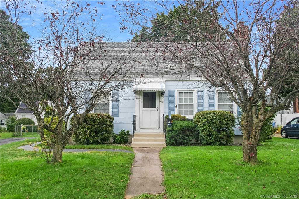 47 Avondale Road, Manchester, CT 06042 now has a new price of $139,900!