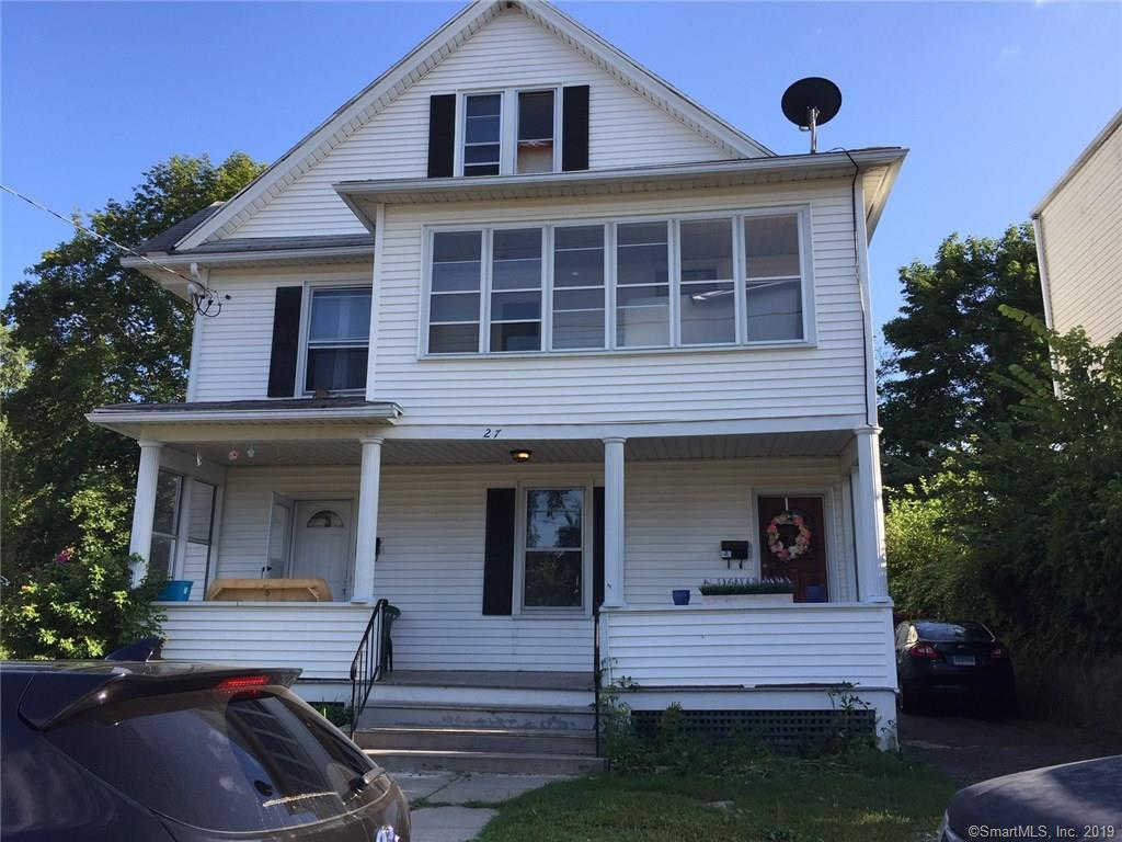 27 Cooper Street, Torrington, CT 06790 now has a new price of $150,000!