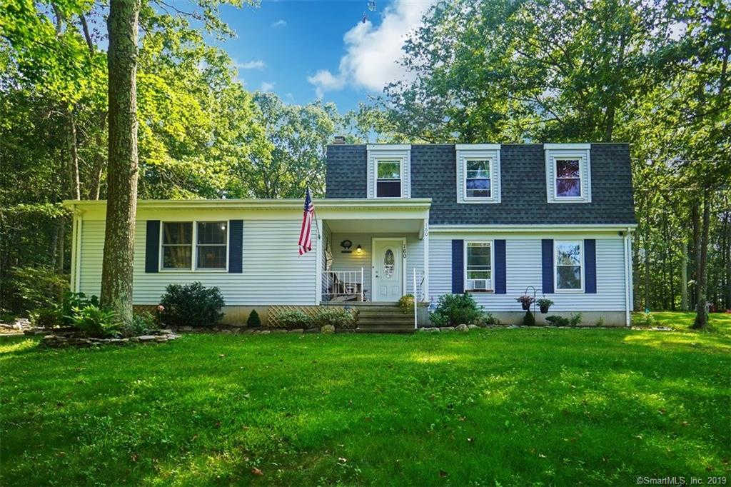 Video Tour  - 160 Mill Hill Road, Colchester, CT 06415