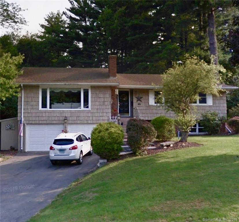 145 Valley View Drive, South Windsor, CT 06074 is now new to the market!