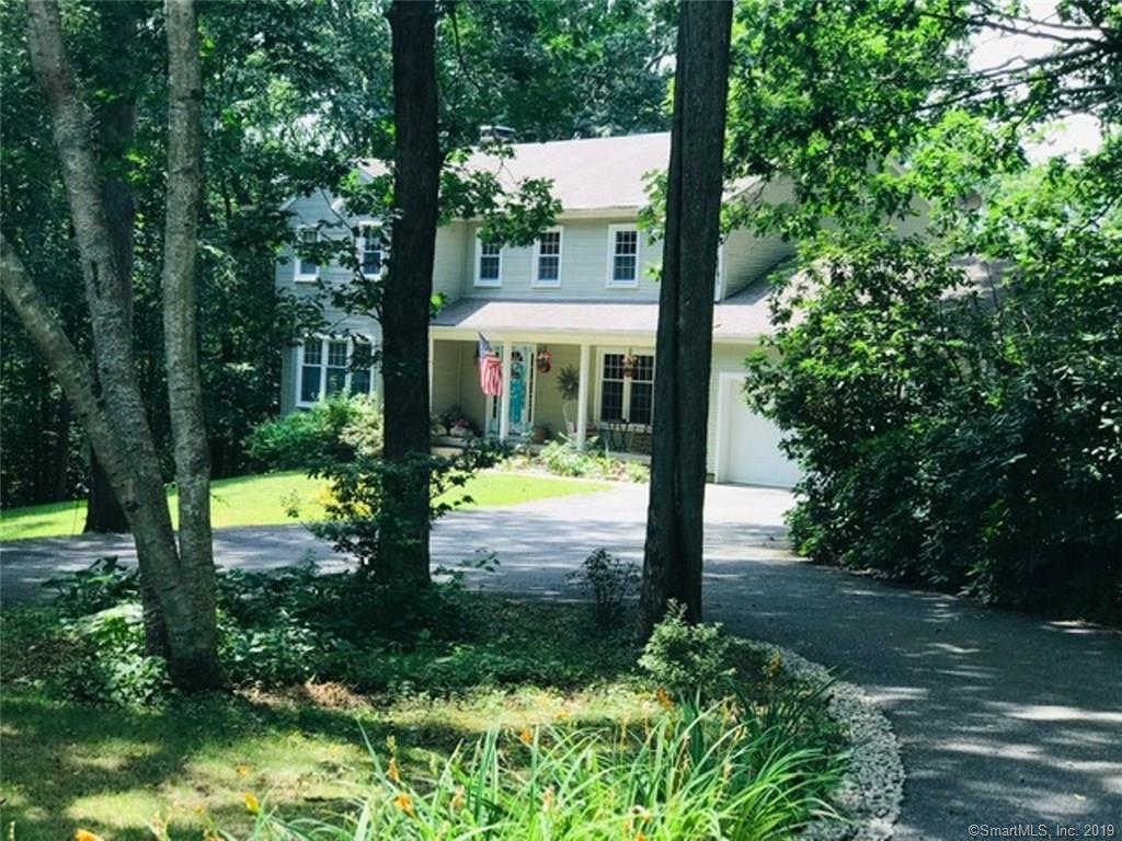 18 Maid Marion Drive, Ledyard, CT 06335 is now new to the market!