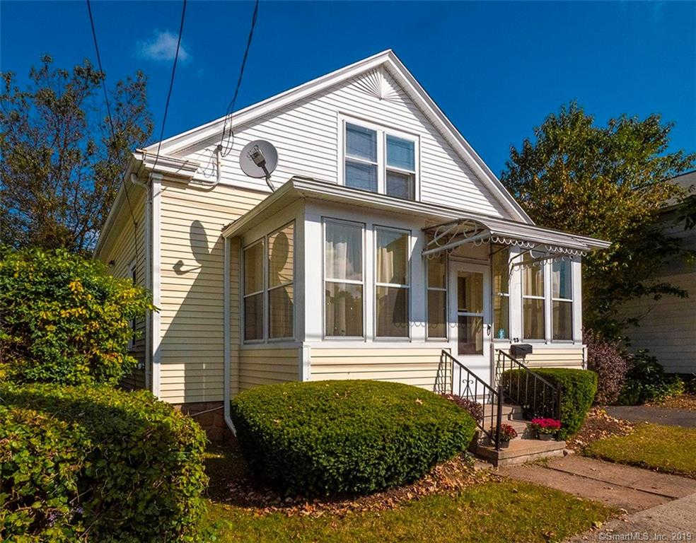 23 Whiting Street, Hamden, CT 06514 is now new to the market!