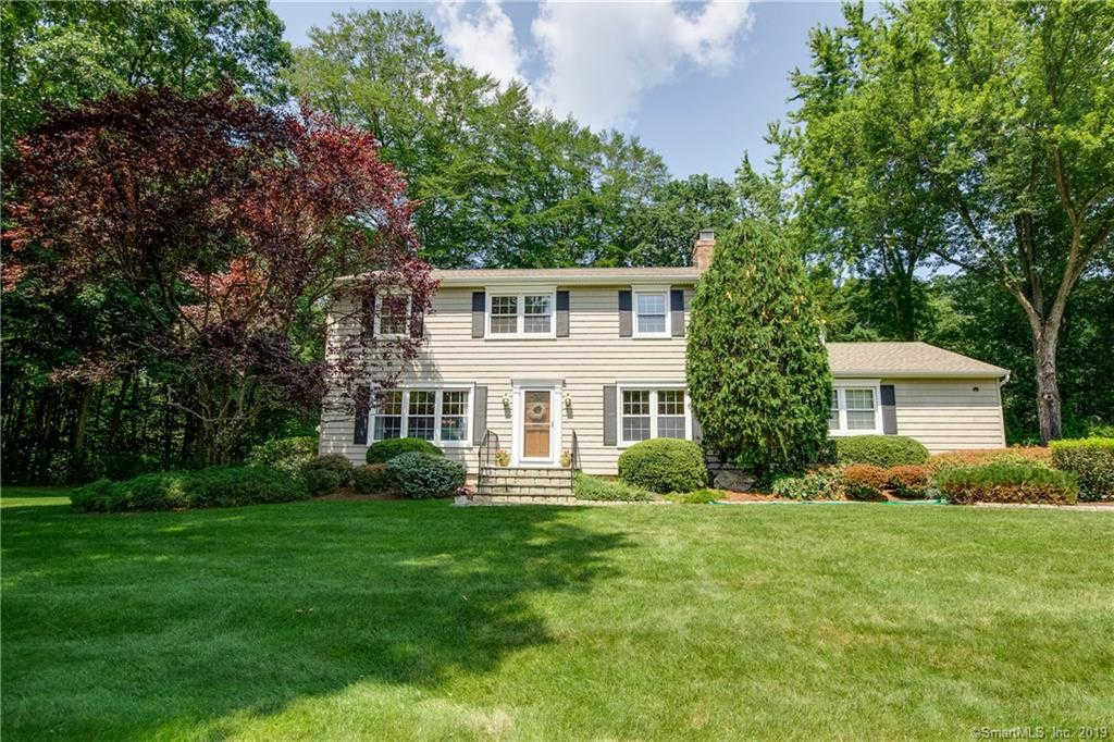 747 Tahmore Drive, Fairfield, CT 06825 is now new to the market!