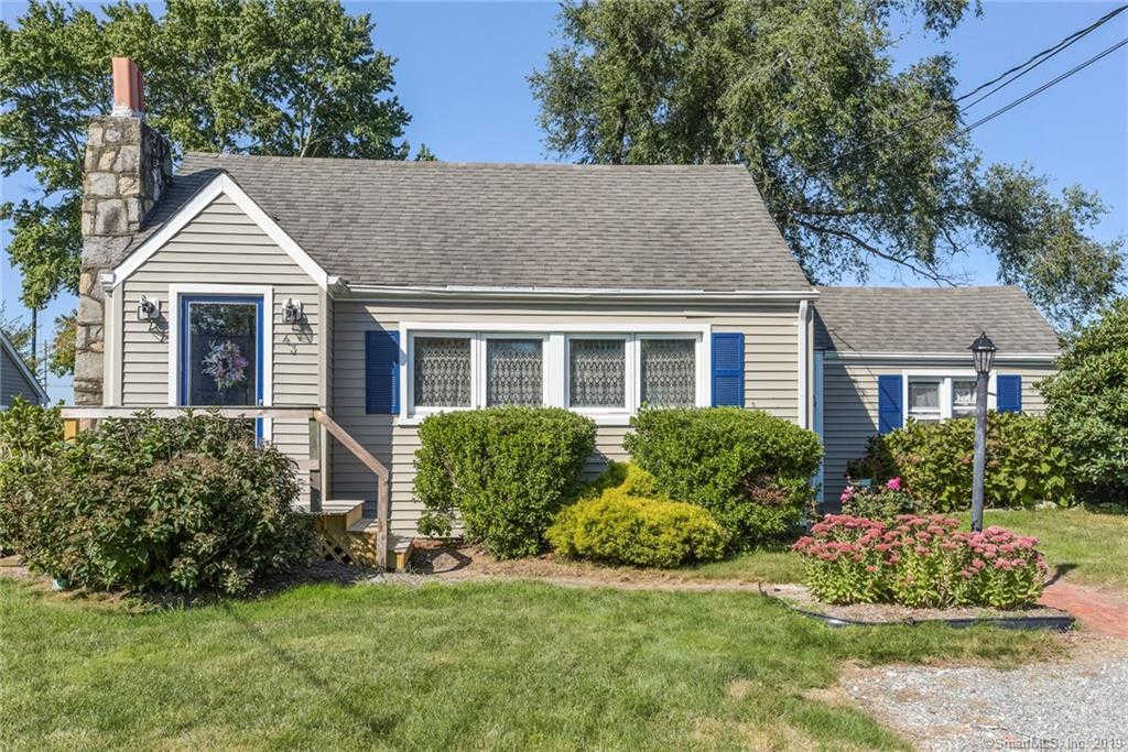 43 Ingham Hill Road, Old Saybrook, CT 06475 now has a new price of $219,000!