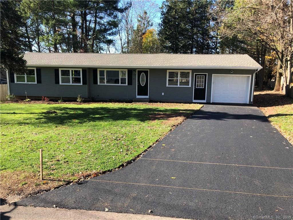 44 Charter Road, Ellington, CT 06029 is now new to the market!