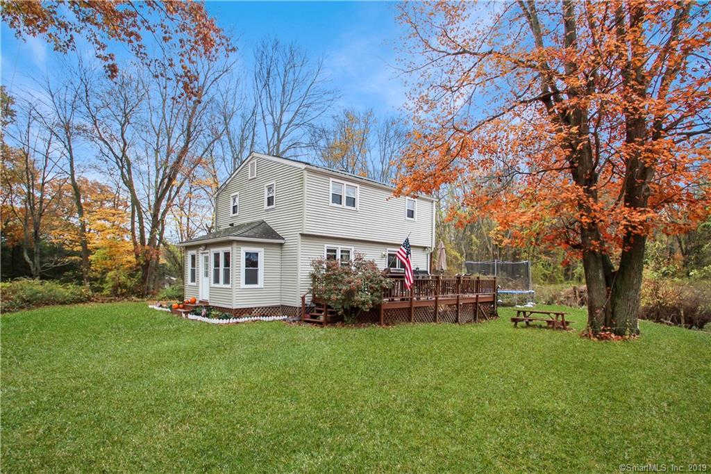 6 Whippoorwill Hollow Road, Franklin, CT 06254 is now new to the market!