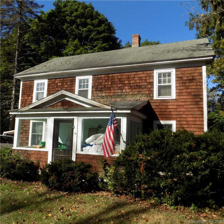 74 Sunny Valley Road, New Milford, CT 06776 now has a new price of $180,000!