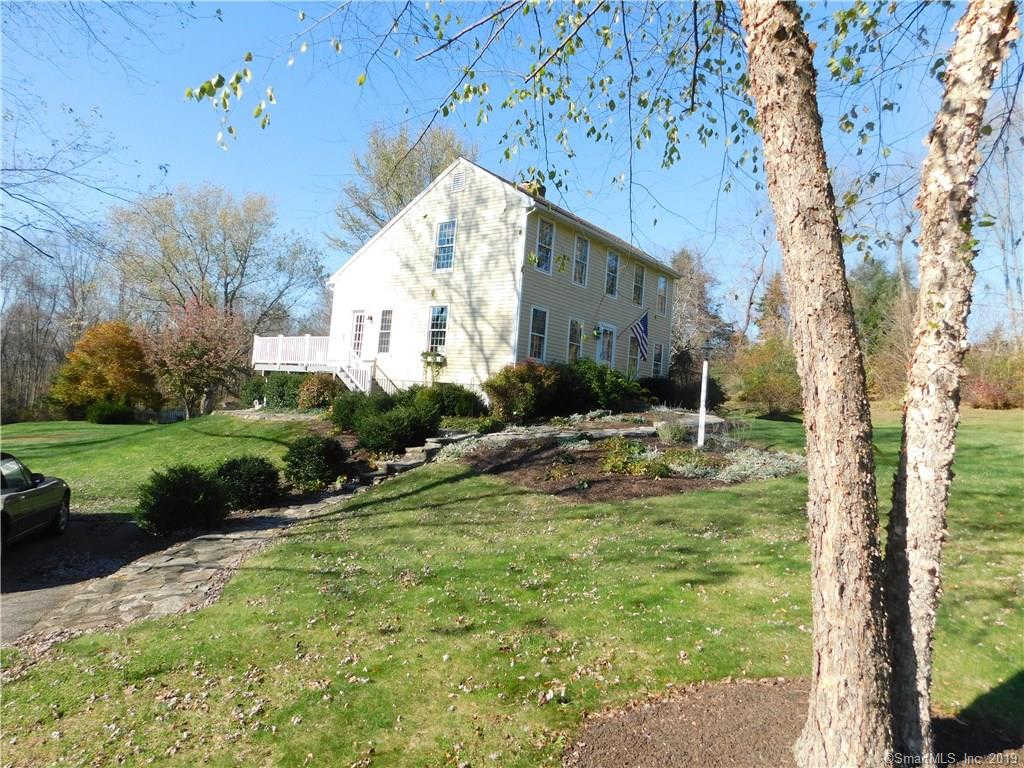 185 Mccall Road South, Lebanon, CT 06249 is now new to the market!