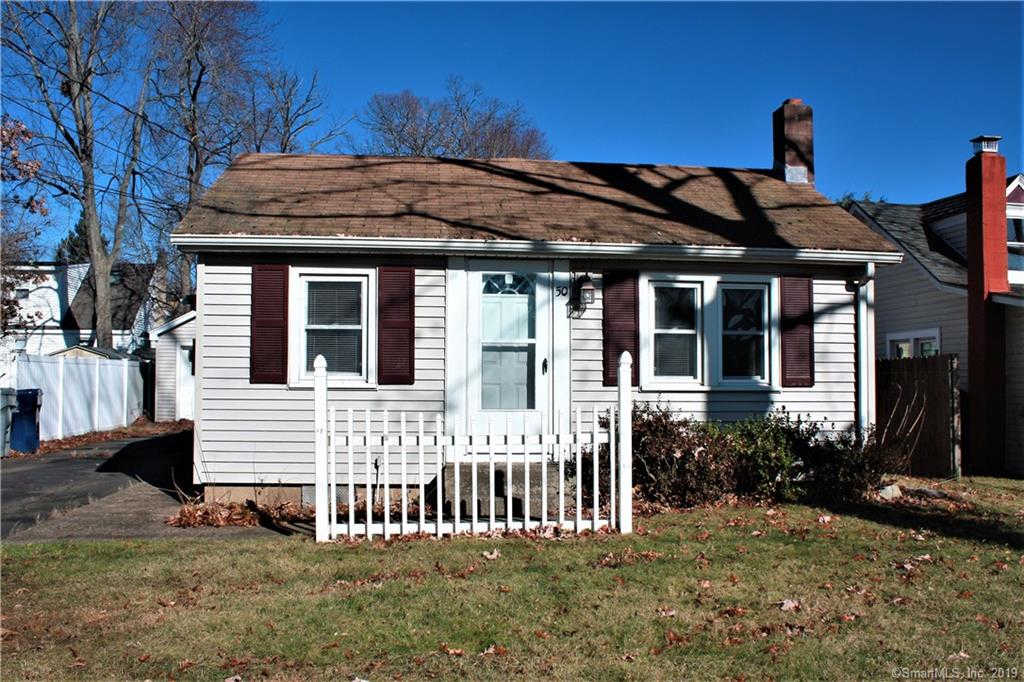 50 Bartlett Street, Plainville, CT 06062 now has a new price of $134,900!