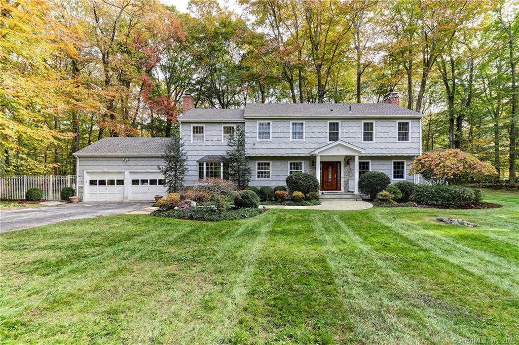 19 White Woods Lane, Westport, CT 06880 is now new to the market!