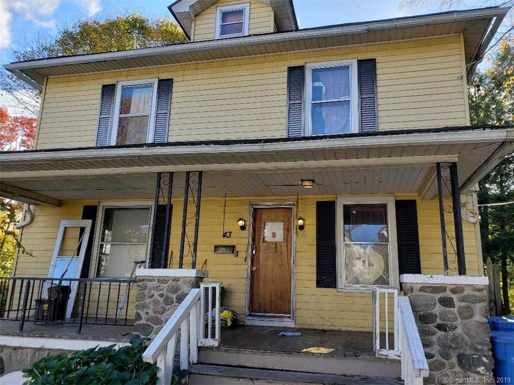 Another Property Sold - 43 Chauncey Street, Waterbury, CT 06710