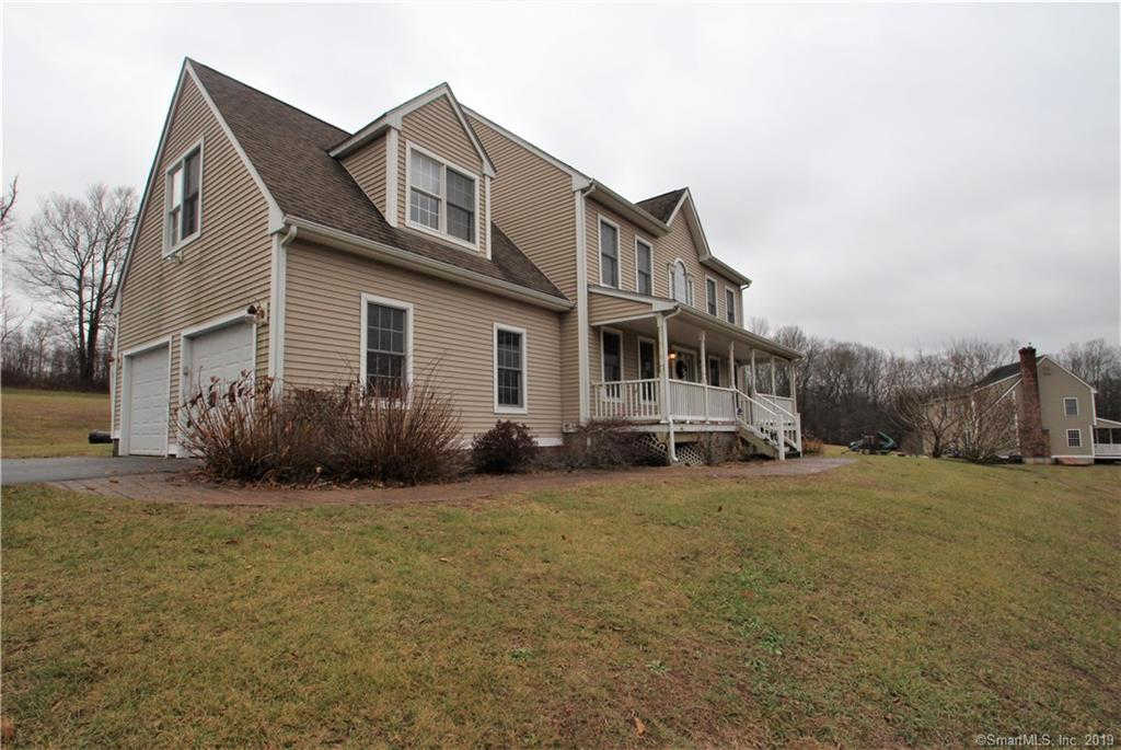 92 Hoxie Road, Lebanon, CT 06249 is now new to the market!