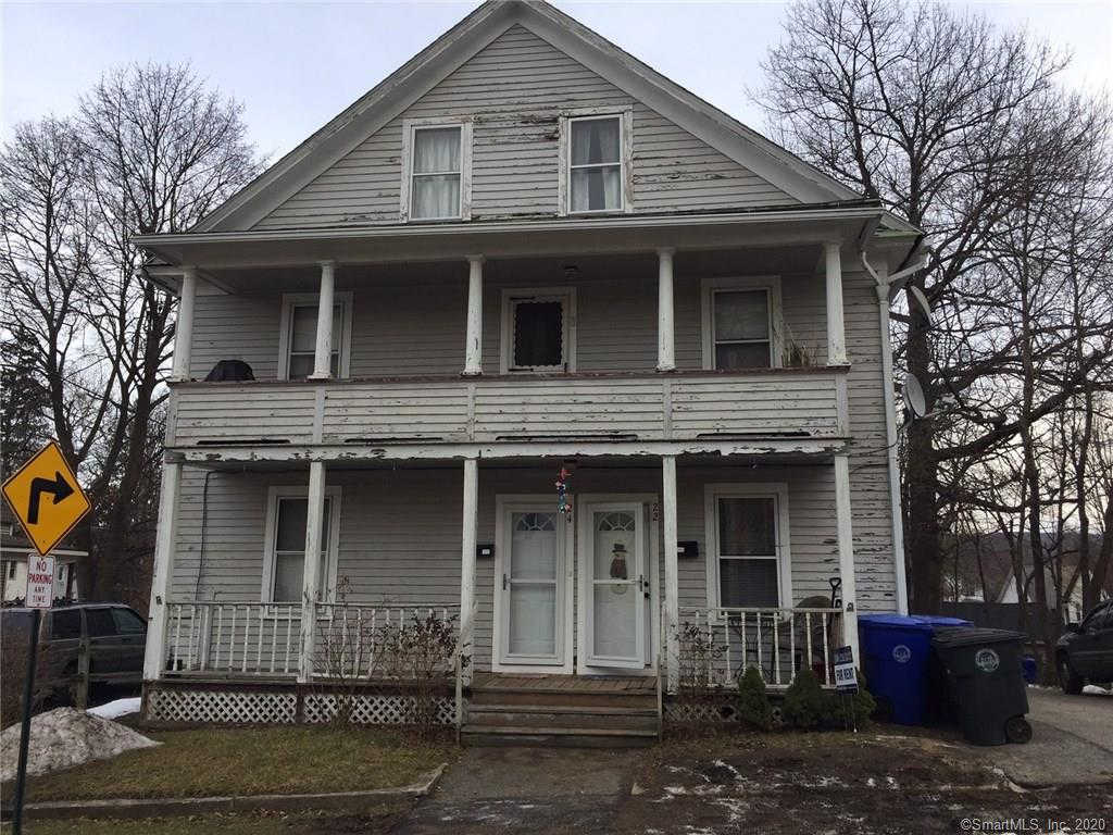 20 Clinton Street, Torrington, CT 06790 is now new to the market!