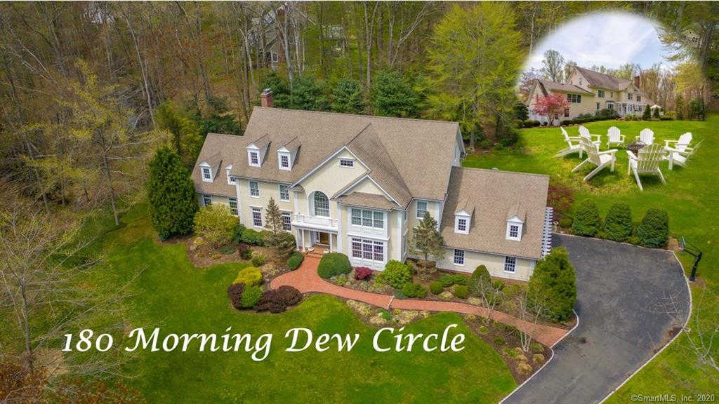 180 Morning Dew Circle, Fairfield, CT 06824 has an Open House on  Sunday, March 22, 2020 1:00 PM to 4:00 PM