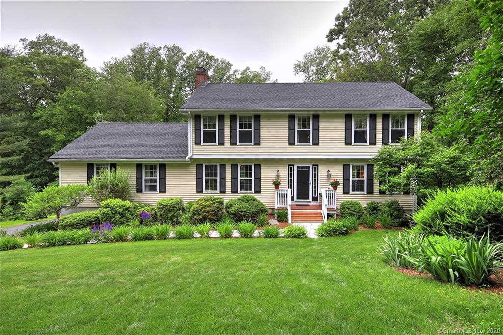 31 Nelson Brook Road, Monroe, CT 06468 is now new to the market!