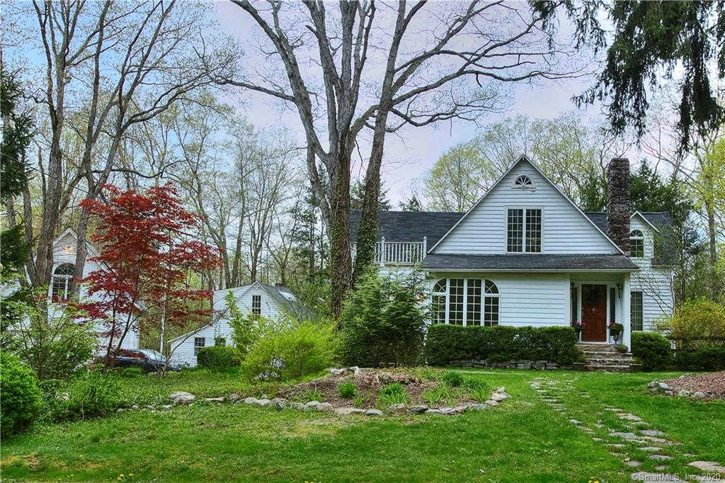 216 Weston Road, Weston, CT 06883 is now new to the market!