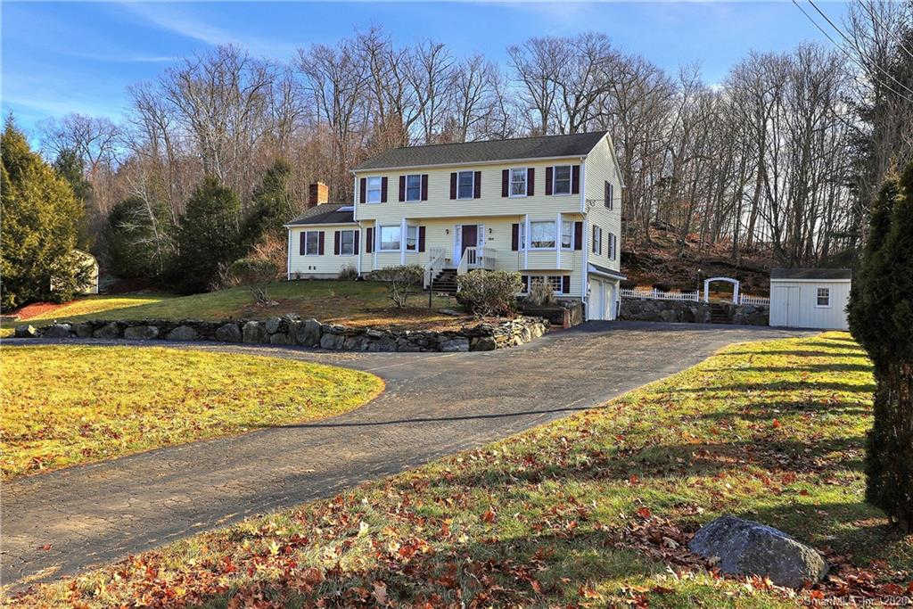 184 Turkey Roost Road, Monroe, CT 06468 is now new to the market!