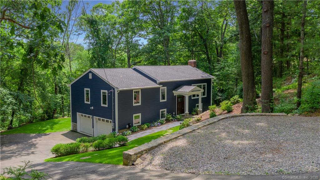 97 Blue Spruce Circle, Weston, CT 06883 is now new to the market!