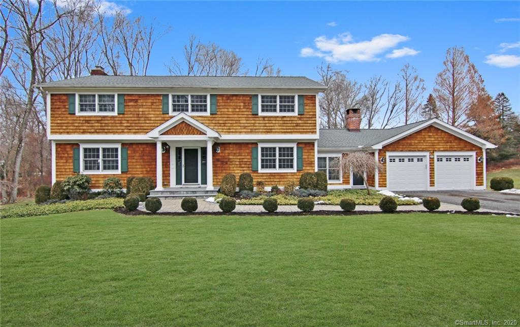 199 Woodbine Road, Stamford, CT 06903 is now new to the market!