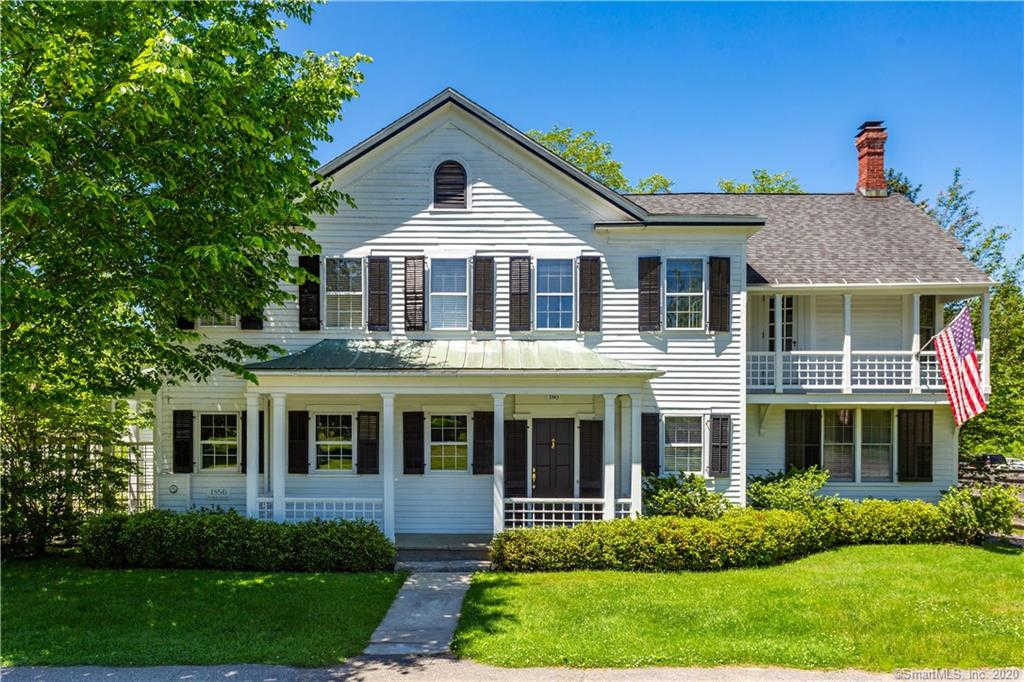 180 South Street, Litchfield, CT 06759 is now new to the market!