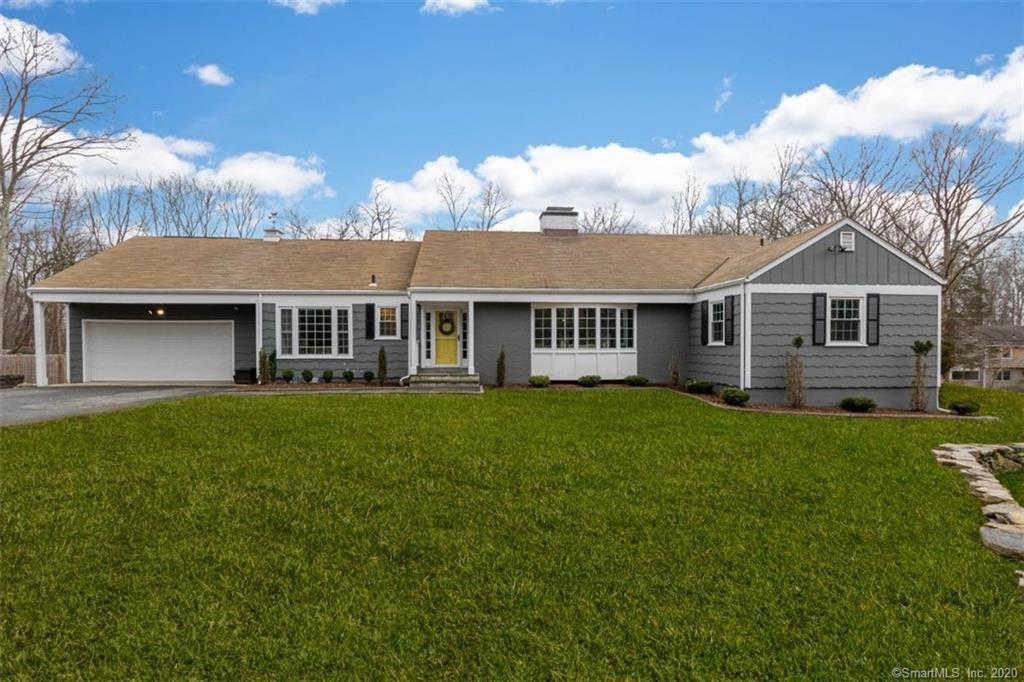 115 Foxwood Road, Stamford, CT 06903 is now new to the market!