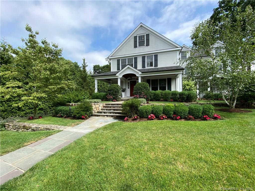 21 Oak Street, New Canaan, CT 06840 is now new to the market!