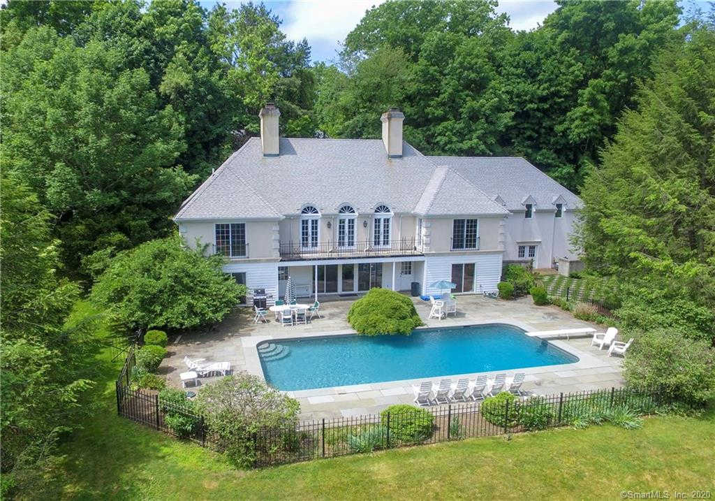 154 Lambert Road, New Canaan, CT 06840 is now new to the market!