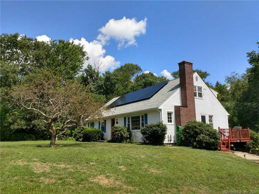 525 Granville Road, Hartland, CT 06027 is now new to the market!