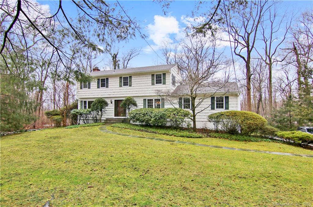 8 West Trail, Stamford, CT 06903 is now new to the market!