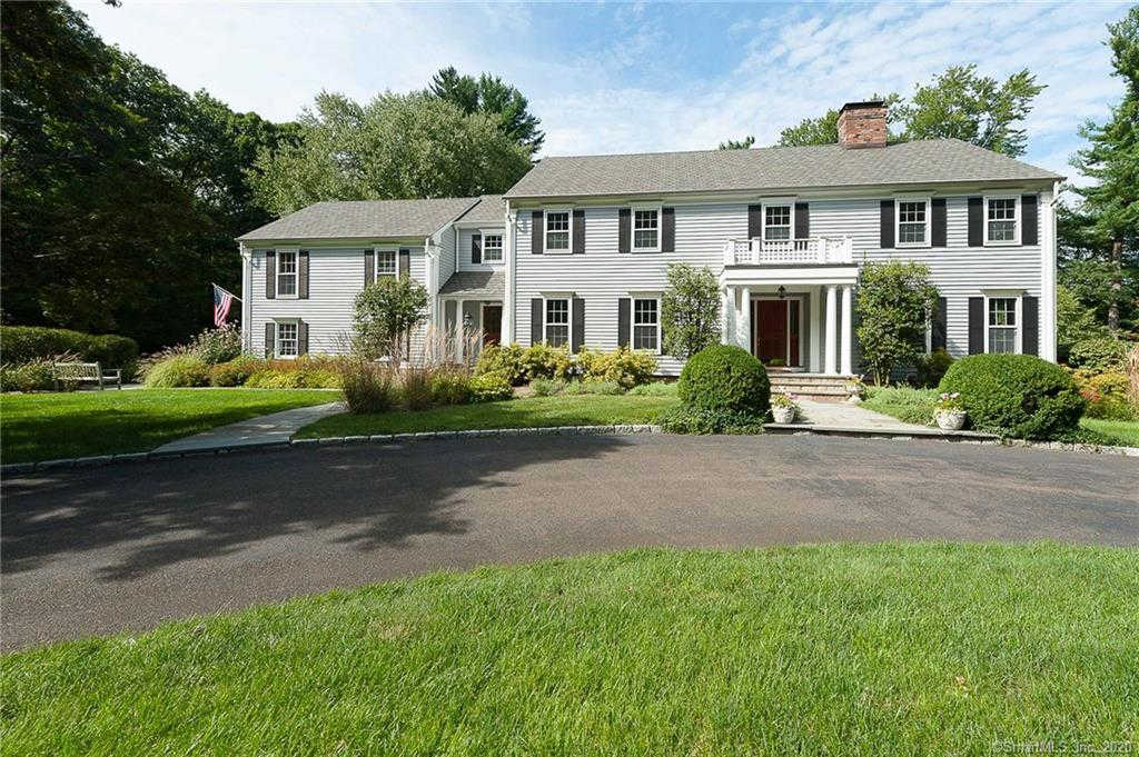 124 Hickory Drive, New Canaan, CT 06840 is now new to the market!