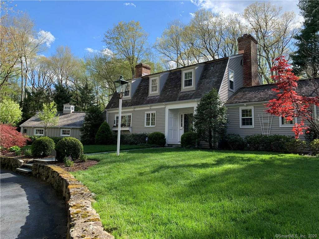 Video Tour  - 713 Silvermine Road, New Canaan, CT 06840
