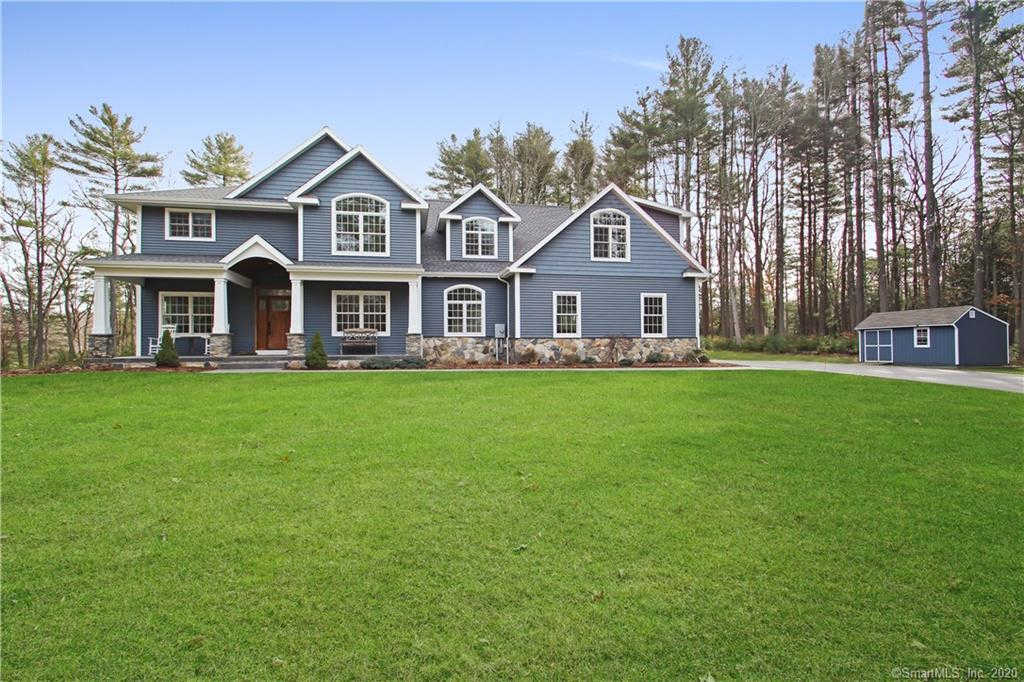 Video Tour  - 55 Reidy Hill Road, Hebron, CT 06231