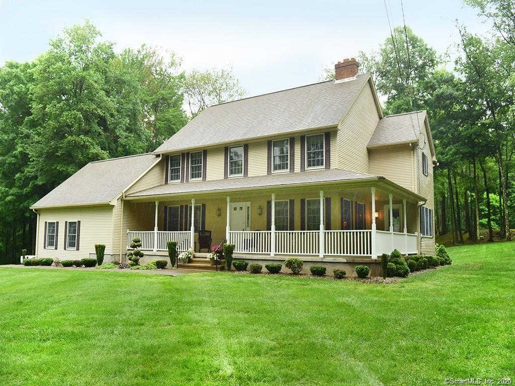 Video Tour  - 41 Gulf Road, Stafford, CT 06076