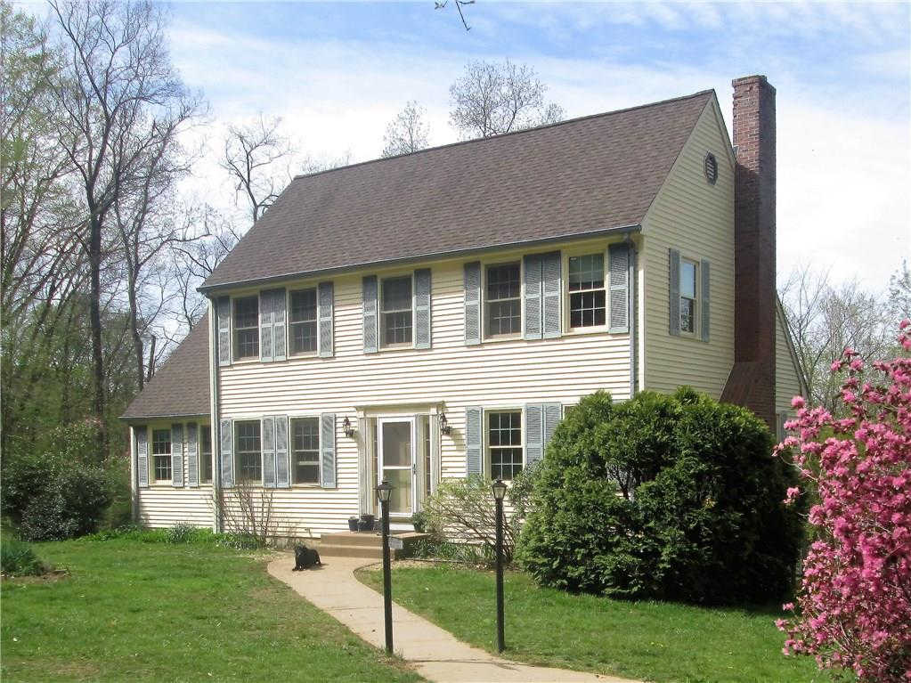 Another Property Sold - 110  Meeting House Hill  Road Franklin, CT