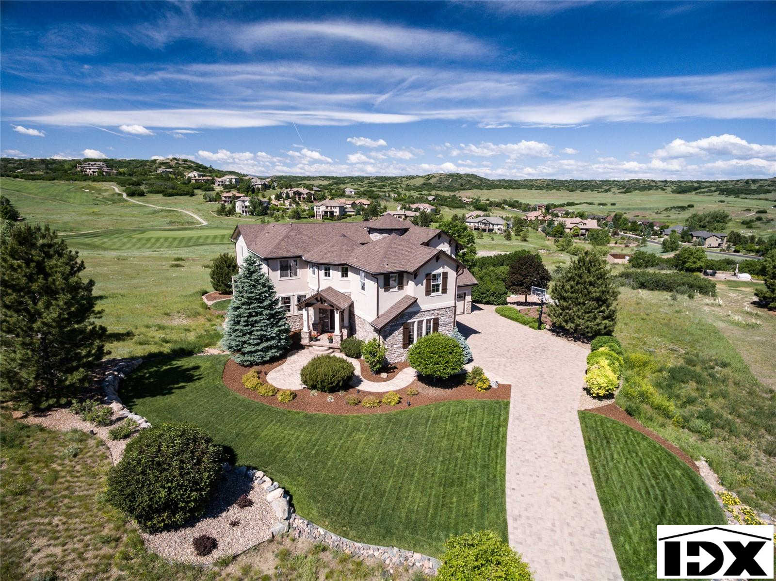 5192 Sedona Drive, Parker, CO 80134 now has a new price of $1,195,000!