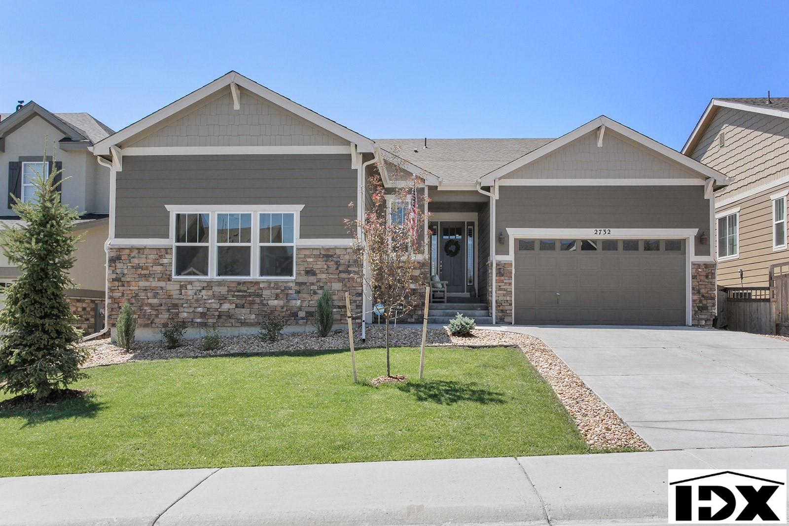 2732 Rising Moon Way, Castle Rock, CO 80109 is now new to the market!