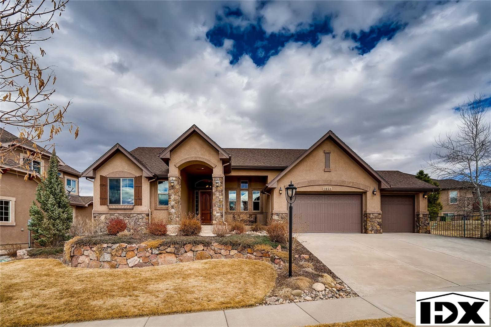 UNDER CONTRACT ~ $669,900 ~ 3624 Cherry Plum Drive, Colorado Springs, CO 80920