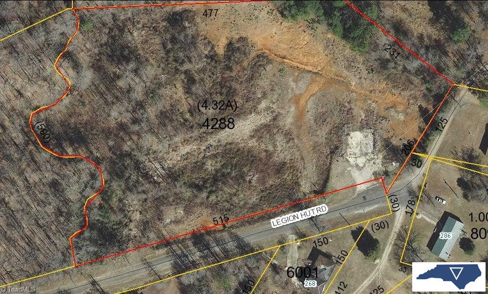 283 Legion Hut Road, Mocksville, NC 27028 now has a new price of $63,500!