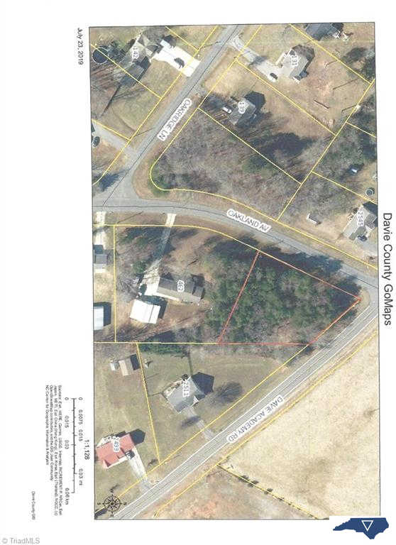 Another Property Sold - 2527 Davie Academy Road, Mocksville, NC 27028