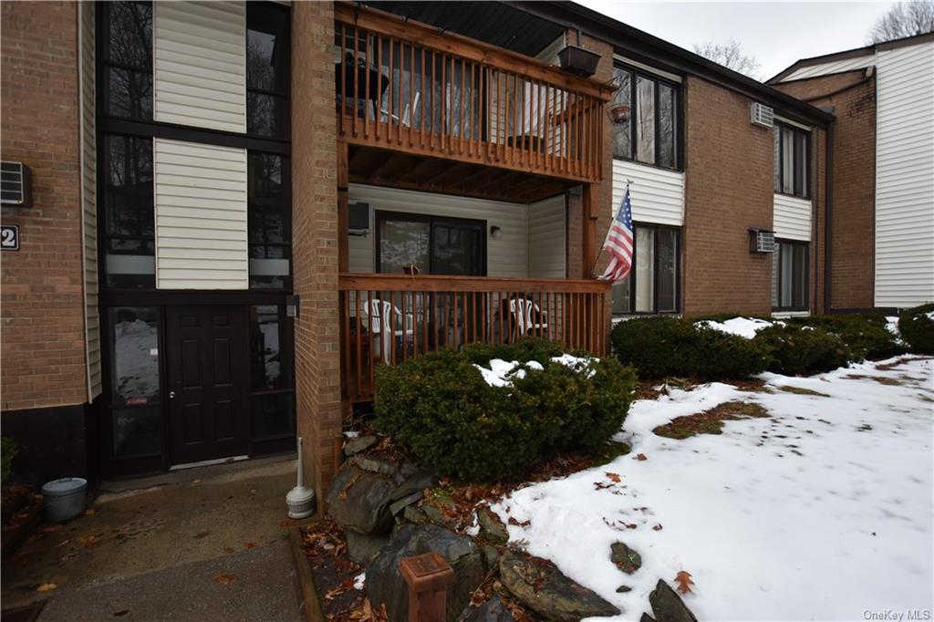 3 Hook Road #72F, Poughkeepsie, NY 12601 now has a new price of $120,000!