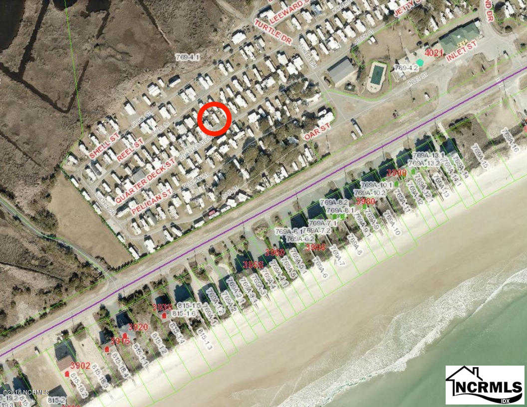 133 Quarterdeck Street #133 G, North Topsail Beach, NC 28460 now has a new price of $55,400!