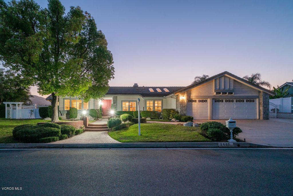2607 Riata Court, Santa Rosa (ven), CA 93012 is now new to the market!