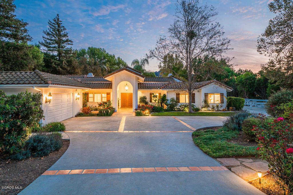 11350 Glenside Lane, Santa Rosa (ven), CA 93012 is now new to the market!