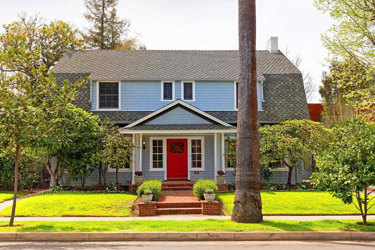 Another Property Sold - 366 Markham Place, Pasadena, CA 91105